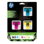 HP CB333EE tinta multipack (no.363) CMY